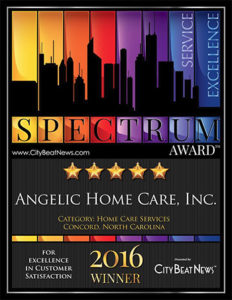 SPECTRUM - Best In City Award