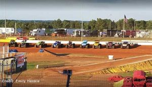 The Dirt Track - Concord NC